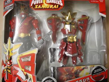 Power Rangers Samurai Red Fire Shogun Ranger 12 Quot Figure